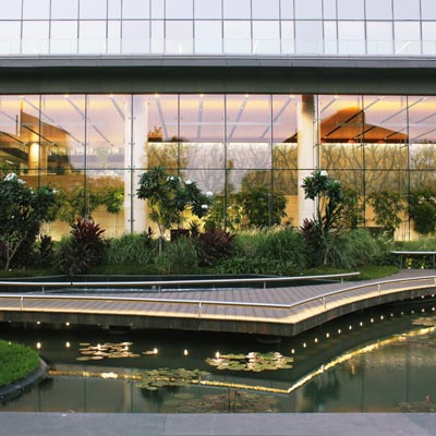 AWA wins 2017 IESNA Award of Merit for Godrej One