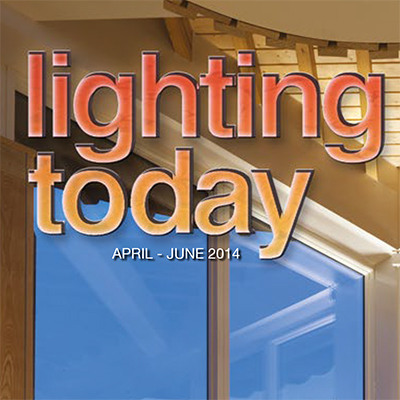 FIFC FEATURED IN LIGHTING TODAY MAGAZINE