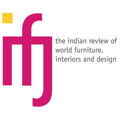 Blue Frog Featured in IFJ Design