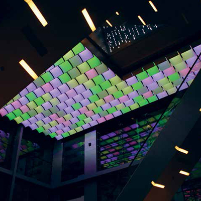 FACTORS IMPACTING LIFE AND PERFORMANCE OF LEDs: COLOR SHIFT